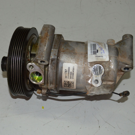 Compressor do ar 52071787 da S10 2.8 2012/...