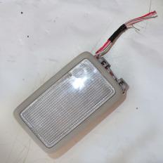 Luz de placa do Corolla XRS