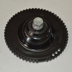 Polia do motor da Pajero TR4 Flex 4x4