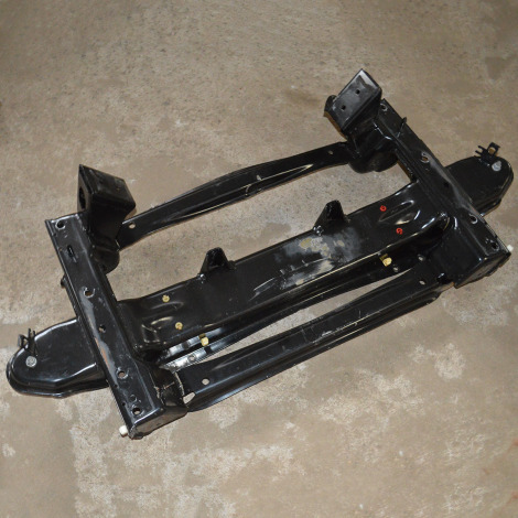 Agregado de suspensão da Sprinter 313 CDI 2008