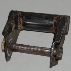 Jumelo feixe de molas traseiro da Sprinter 313 CDI 2008