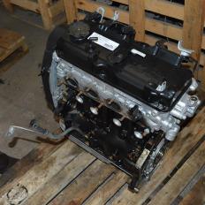 Motor parcial da Pajero TR4 Flex 4x4