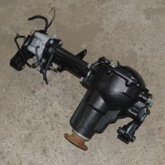 Diferencial dianteiro da Pajero TR4 Flex 4x4