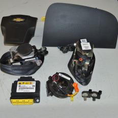 Kit do airbag da S10 2012/2016