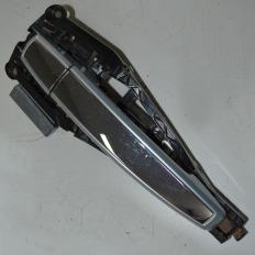 Maçaneta traseira esquerda prata da S10 LTZ 2012/...