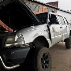 Ford Ranger 2.8 Diesel Xls - Sucata Para Retirar Peças