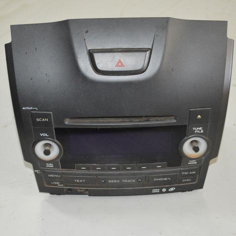 Rádio MP3 original da S10 2012/... (Sem botões)