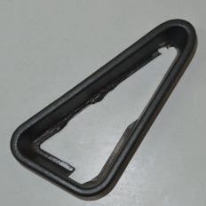 Moldura da trava da porta dianteira esquerda da S10 e Blazer 2000/2011