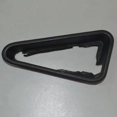 Moldura da trava da porta dianteira direita da S10 e Blazer 2000/2011