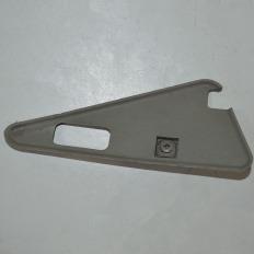 Trava cinza claro da porta dianteira esquerda da S10 até 2000