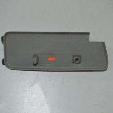 Trava cinza claro da porta traseira esquerda da S10 até 2000
