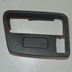 Moldura da trava da porta traseira esquerda da S10 até 2000