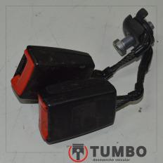 Fêmea traseira dupla do cinto de segurança 1SB857739 do VW UP 1.0 TSI