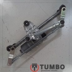 Galhada e motor limpador do parabrisa 15B955023 do VW UP 1.0 TSI