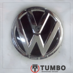 Símbolo emblema da tampa traseira do VW UP 1.0 TSI