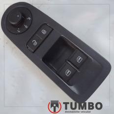 Comando botão vidro dianteiro esquerdo do VW UP 1.0 TSI