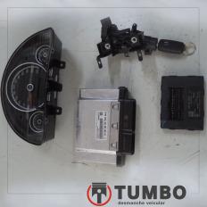 Kit de injeção do VW UP 1.0 TSI (Módulo chave BSI)