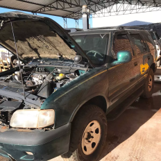 Sucata De Chevrolet Blazer V6 4.3 Manual 2000