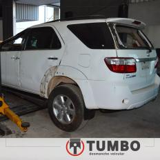 Sucata De Toyota Hilux Sw4 3.0 4x4 163cv