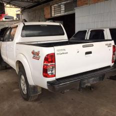 Toyota Hilux 3.0 Diesel 171cv 4x4 - Sucata Para Retirar Peça