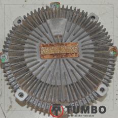 Polia viscosa da L200 Triton 3.2 Diesel