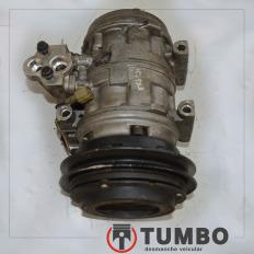 Compressor do ar condicionado CA550033 da L200 Triton 3.2 Diesel