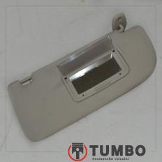 Tapa sol direito com espelho da S10 2012/... LTZ 2.8