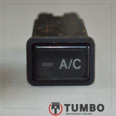 Botão do ar condicionado da HIilux 3.0 turbinada até 2005