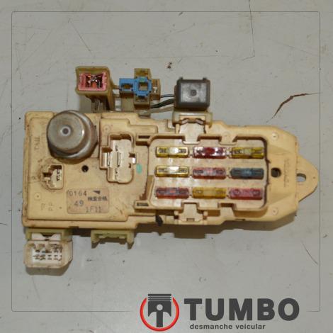 Caixa de fusíveis 0164491F11 da HIilux 3.0 turbinada até 2005