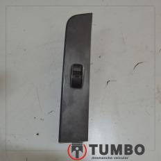 Botão comando da porta dianteira direita da HIilux 3.0 turbinada até 2005
