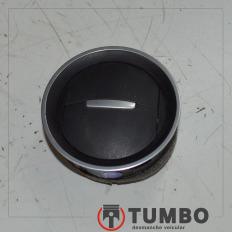 Grade da saída de ar do painel do VW UP 1.0 TSI