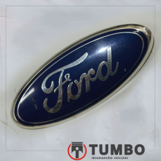 Símbolo Ford traseiro com detalhe da Ranger 3.2 2013/... 4x4