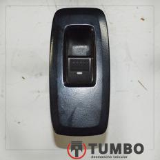 Botão comando vidro dianteiro direito da Ranger 3.2 2013/... 4x4