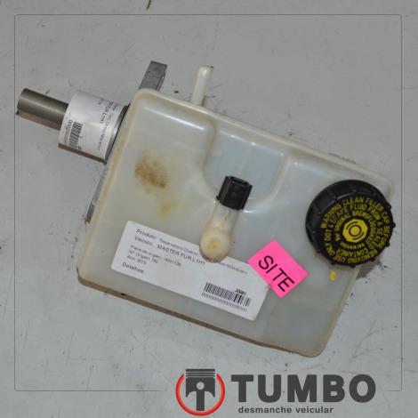 Cilindro mestre de freio com reservatório 250HF0C1 da Renault Master 2.3