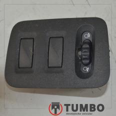 Botão comando regulagem do farol da Renault Master 2.3