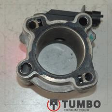 Encaixe suporte EGR e TBI com sensor de pressão da Renault Master 2.3