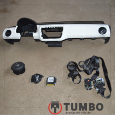 Kit do airbag capa painel do VW UP 1.0 TSI