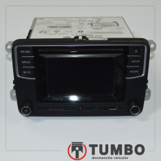 Rádio original do VW Fox 1.6 2017
