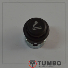 Botão acendedor de cigarro do VW Fox 1.6 2017