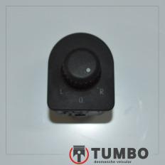Botão comando do retrovisor do VW Fox 1.6 2017