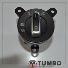 Botão dos faróis do VW Fox 1.6 2017