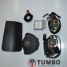 Kit do airbag do Spacefox 1.6 8v 2013