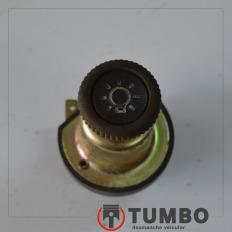 Botão do farol da Kombi 1.4 Flex até 2012