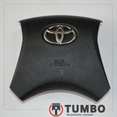 Bolsa do airbag do volante da Hilux SW4 2015/...