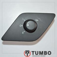 Botão comando do retrovisor elétrico do Jetta 2.0 2012