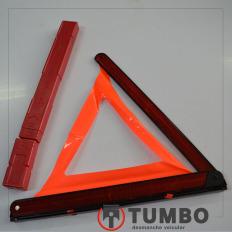 Triângulo de segurança do Jetta 2.0 2012
