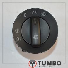 Botão do farol do Jetta 2.0 2012