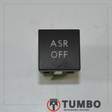 Botão do airbag do passageiro ASR OFF do Jetta 2.0 2012