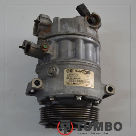 Compressor do ar condicionado do Jetta 2.0 2012