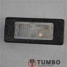 Luz de placa do Jetta 2.0 2012